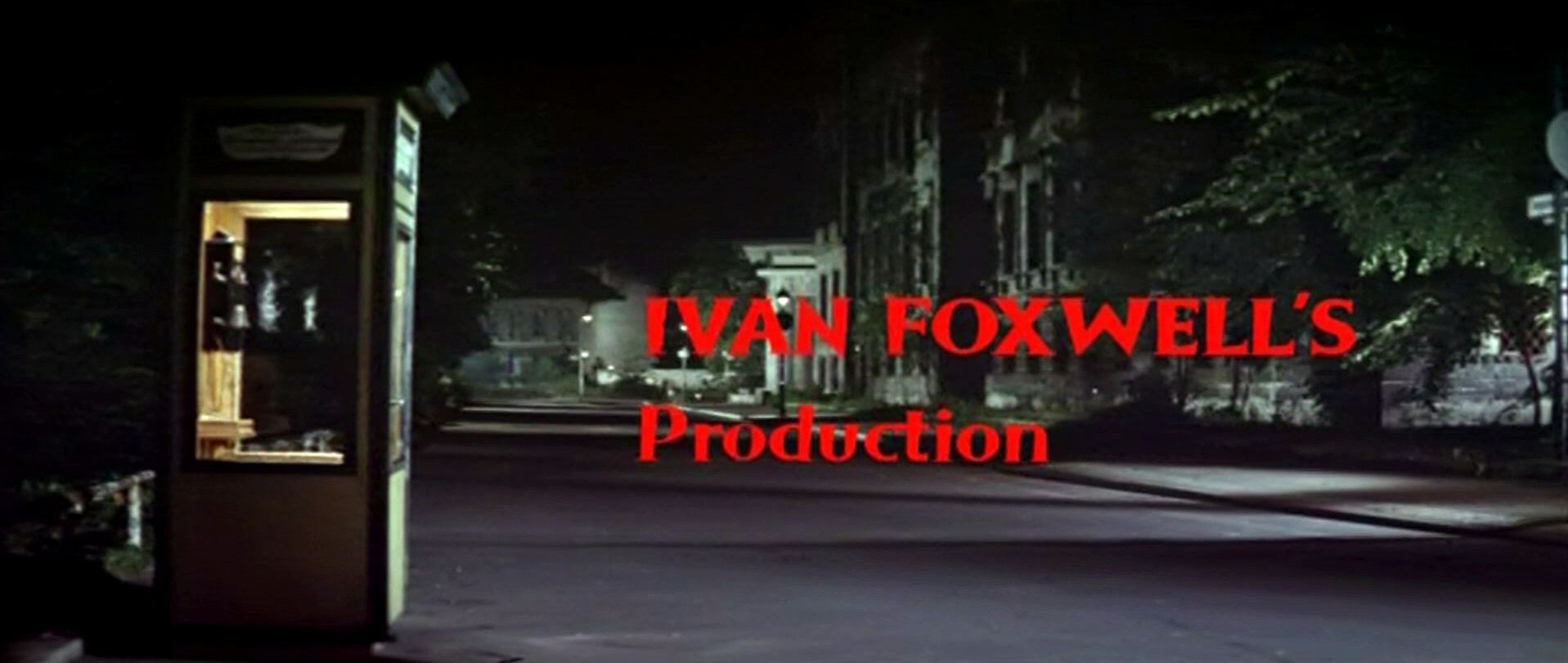 Main title from The Quiller Memorandum (1966) (2). Ivan Foxwell's production