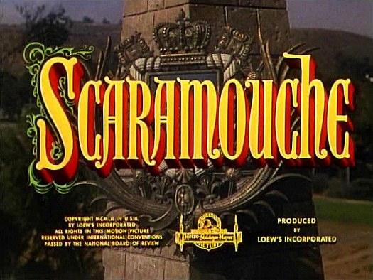 scaramouche  1952 film