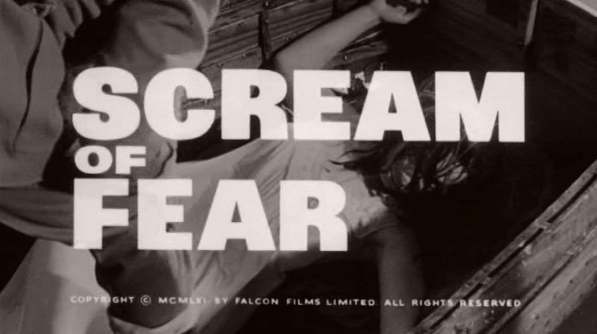 Main title from Taste of Fear (1961) [as Scream of Fear]
