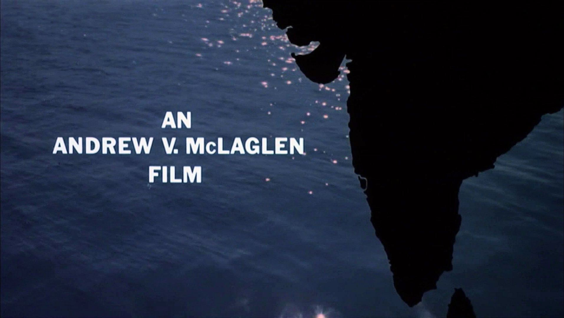 Main title from The Sea Wolves (1980) (4).  An Andrew V McLAglen Film