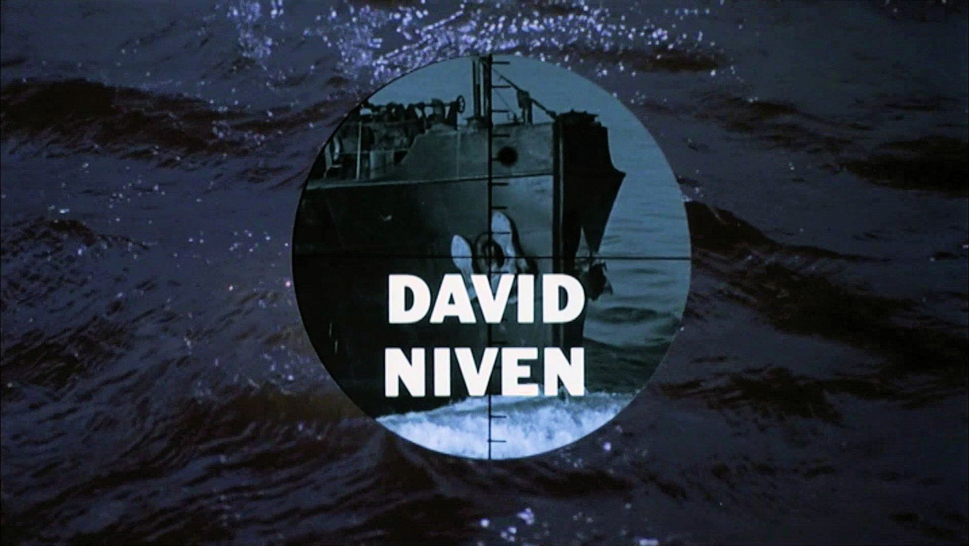 Main title from The Sea Wolves (1980) (7).  David Niven