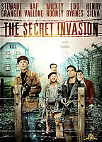 DVD cover of The Secret Invasion (1964) (1)