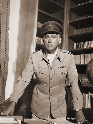 Stewart Granger (as Maj Richard Mace) in a photograph from The Secret Invasion (1964) (2)