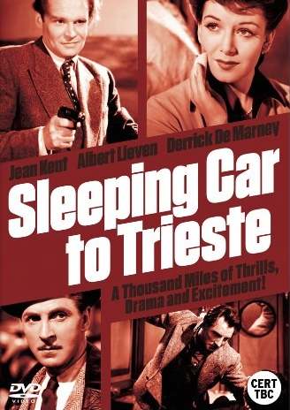 Sleeping Car to Trieste DVD