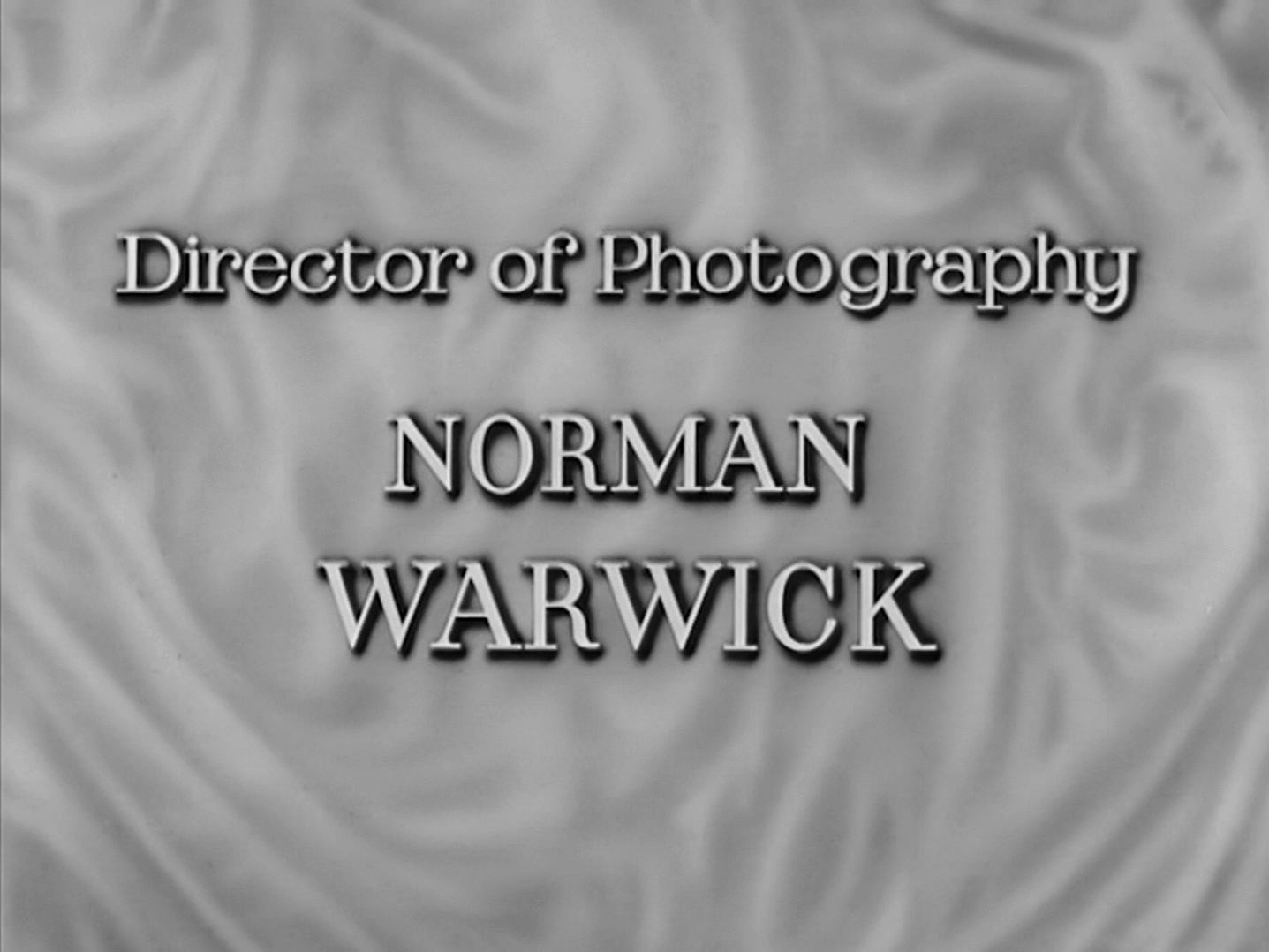 Main title from Small Hotel (1957) (10)