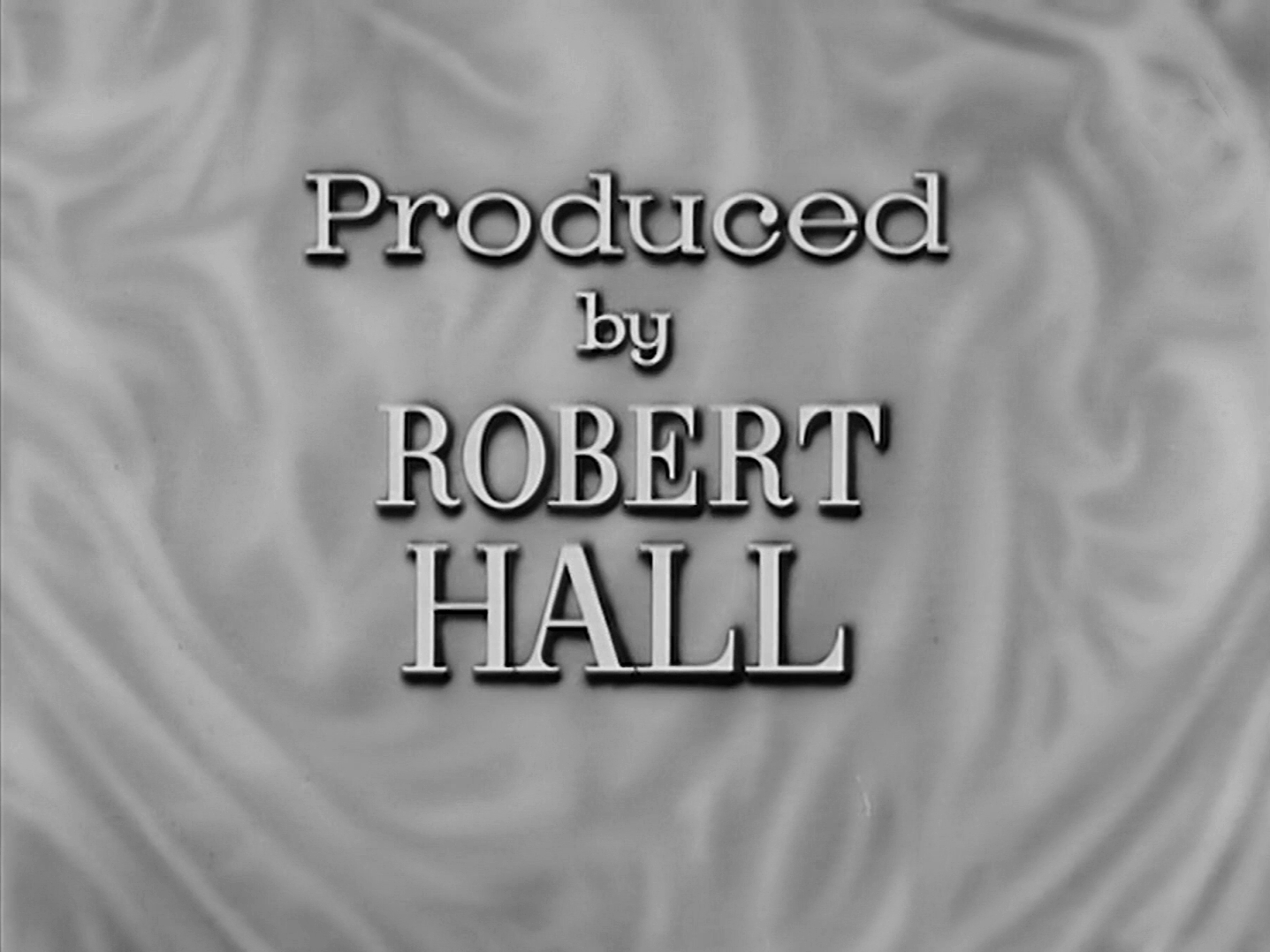 Main title from Small Hotel (1957) (11). Produced by Robert Hall