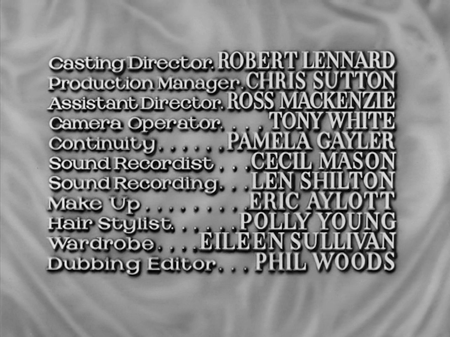 Main title from Small Hotel (1957) (7)
