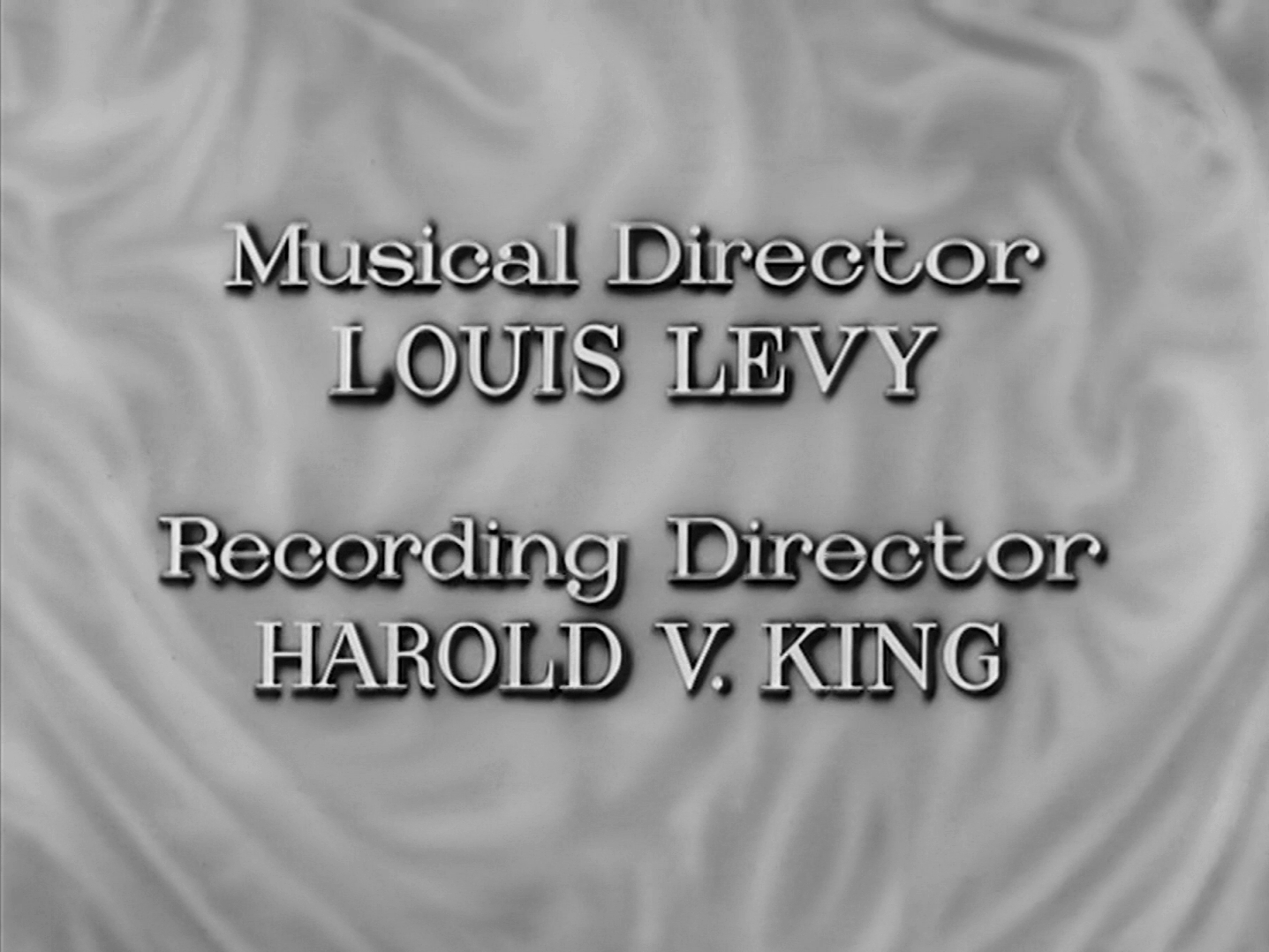 Main title from Small Hotel (1957) (8)