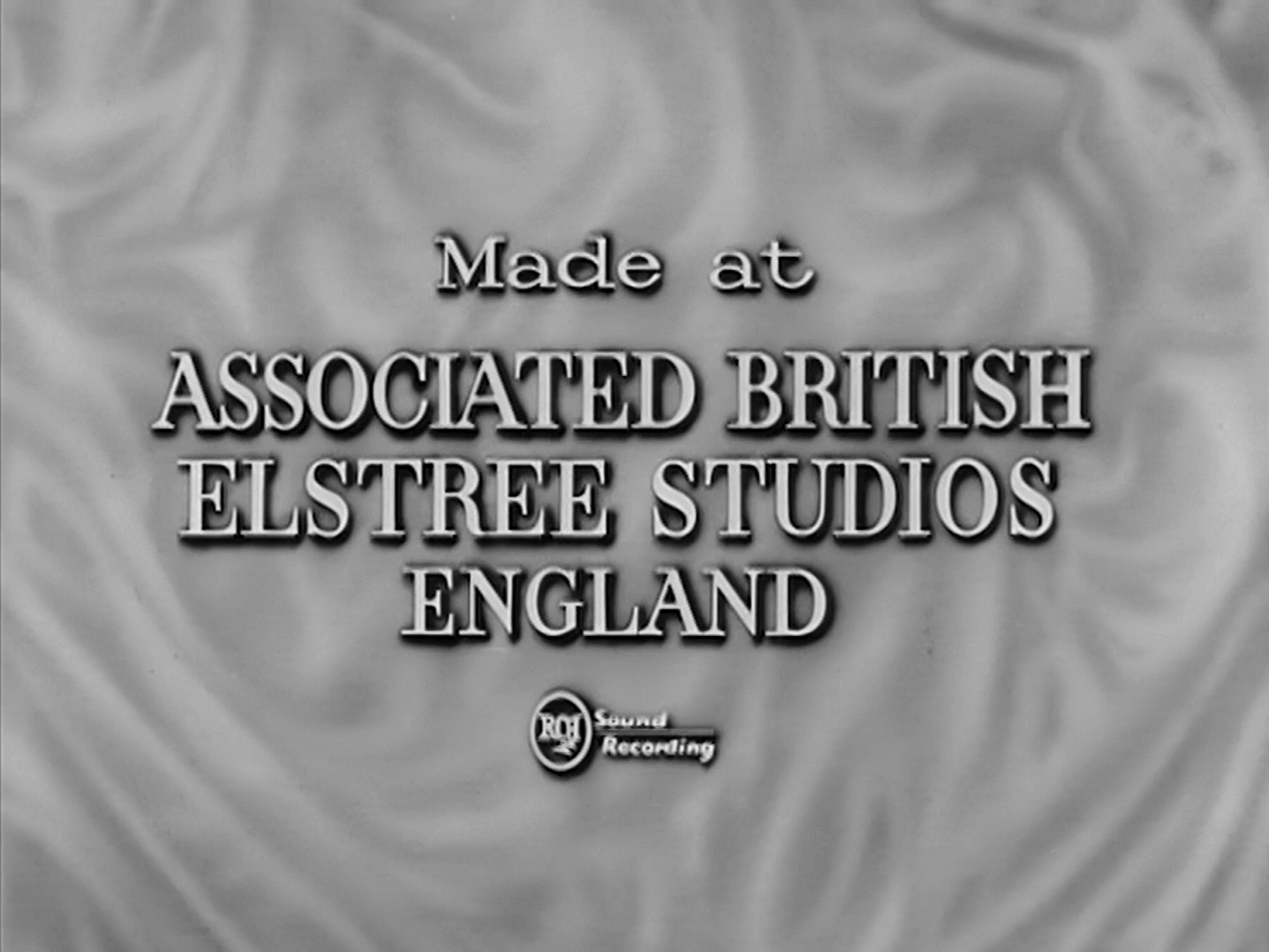 Main title from Small Hotel (1957) (9)