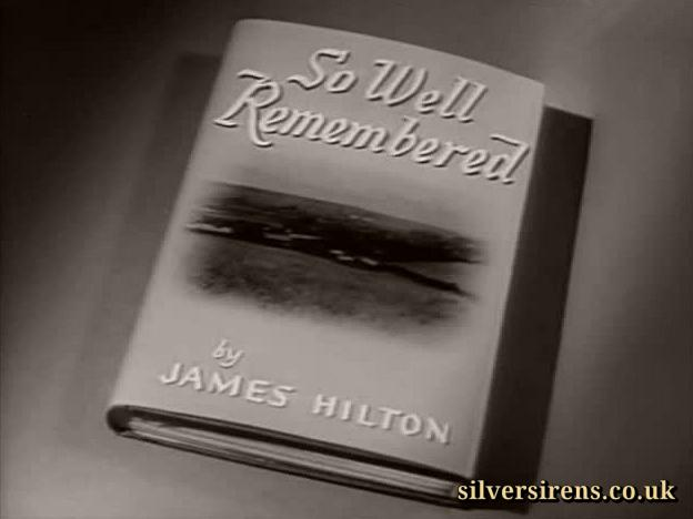 Main title from So Well Remembered (1947)