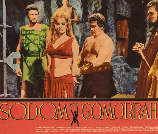 sodom gomorra
