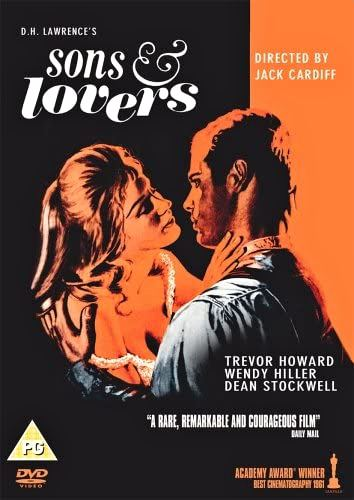 DVD cover of Sons and Lovers (1960) from Ind DVD [2006] (1)