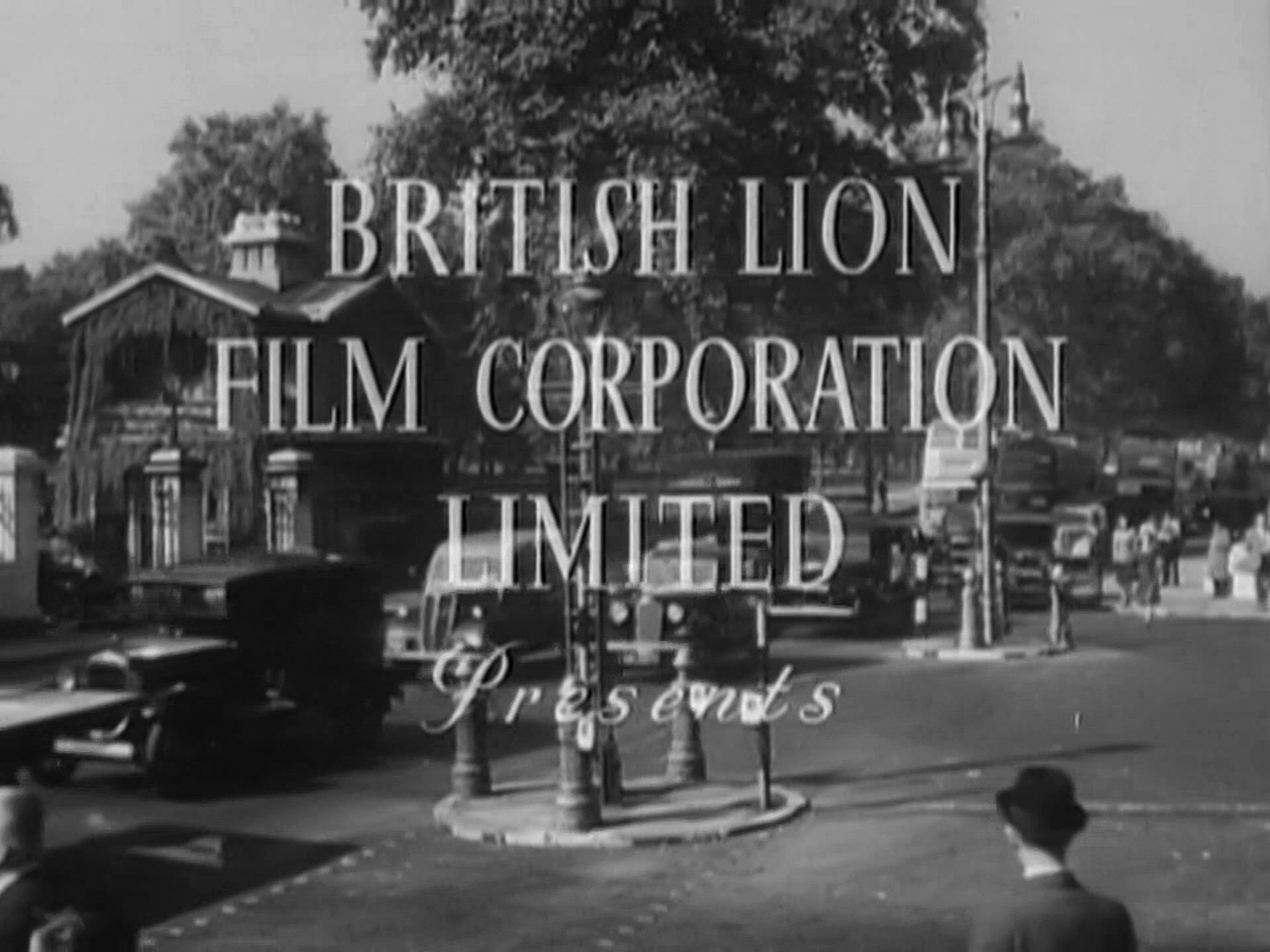 Main title from Spring in Park Lane (1948) (1). British Lion Film Corporation presents