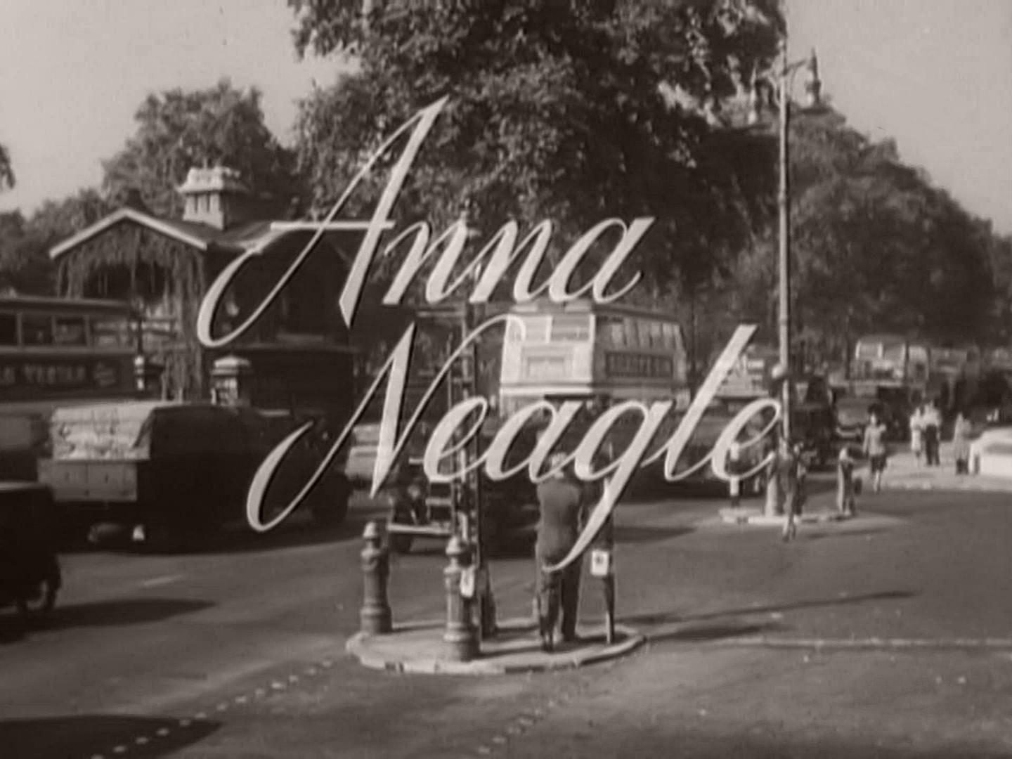 Main title from Spring in Park Lane (1948) (2). Anna Neagle