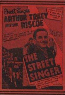 Poster for The Street Singer (1937) (1)