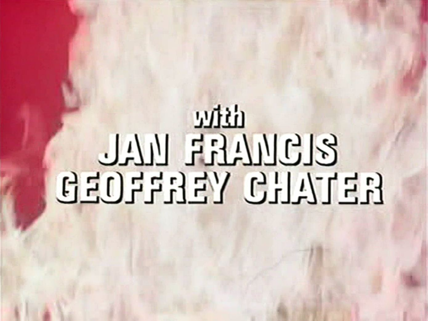 Main title from the 1982 episode of Tales of the Unexpected (1979-88), Death Can Add (1982) opening credits (7). With Jan Francis Geoffrey Chater