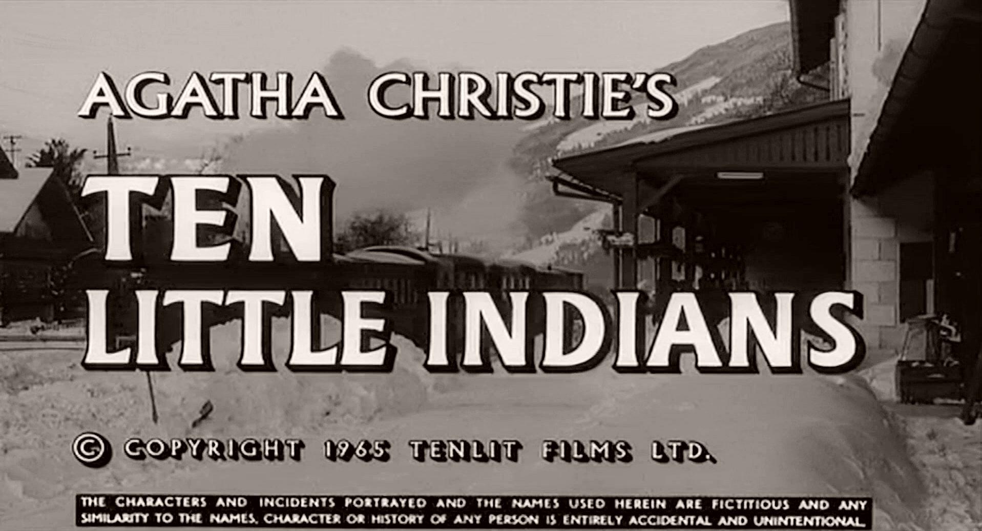 Main title from Ten Little Indians (1965) (1)