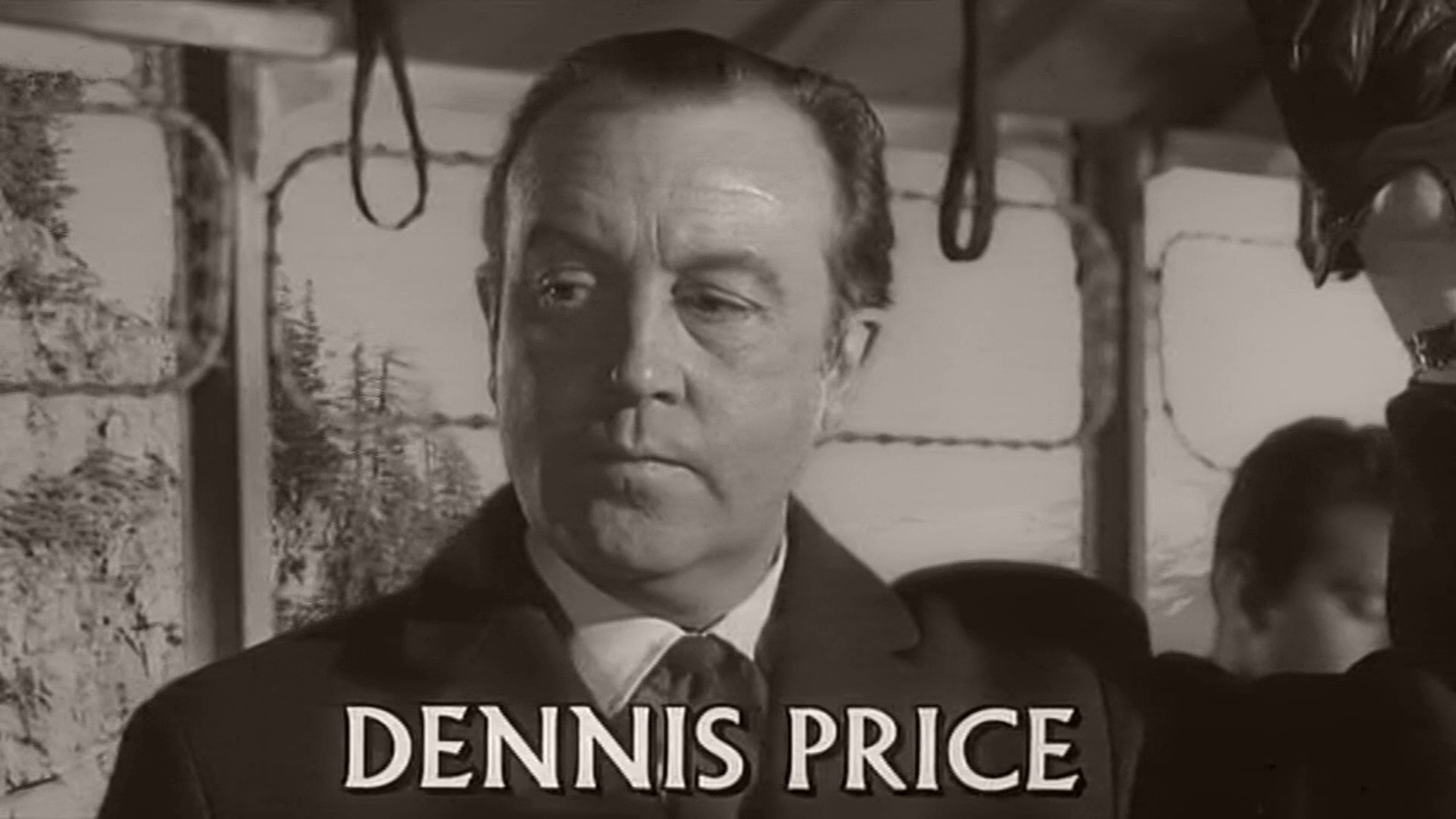 Main title from Ten Little Indians (1965) (15) featuring Dennis Price