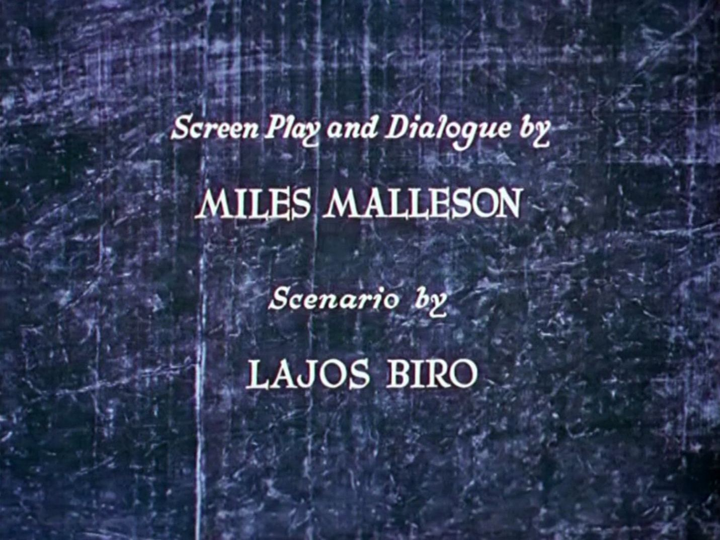 Main title from The Thief of Bagdad (1940) (4)