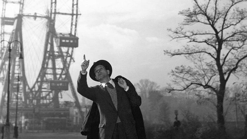 Photograph of The Third Man (1949) (3) featuring Joseph Cotten