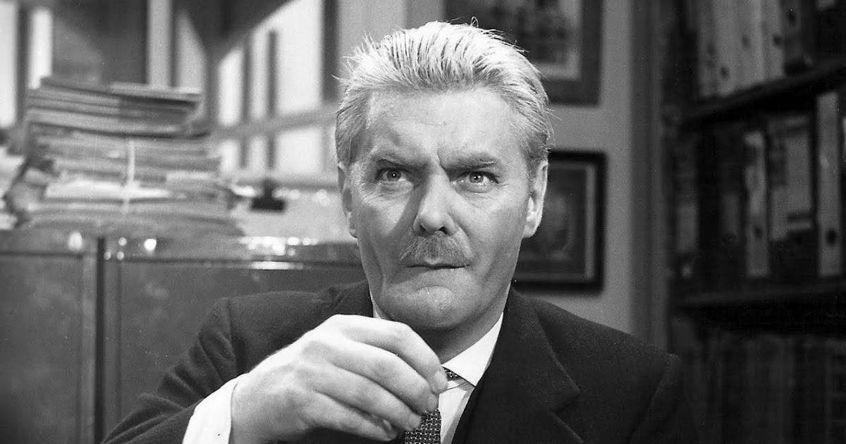 Photograph of British actor, Thorley Walters (1)