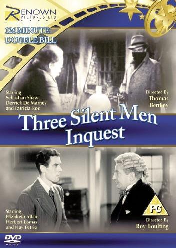 Three Silent Men DVD