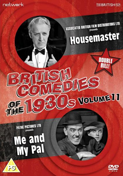British Comedies 1930s Vol 11 DVD from Network and The British Film