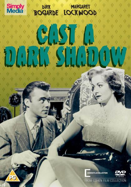 Cast a Dark Shadow DVD from Simply and Cohen Film Collection