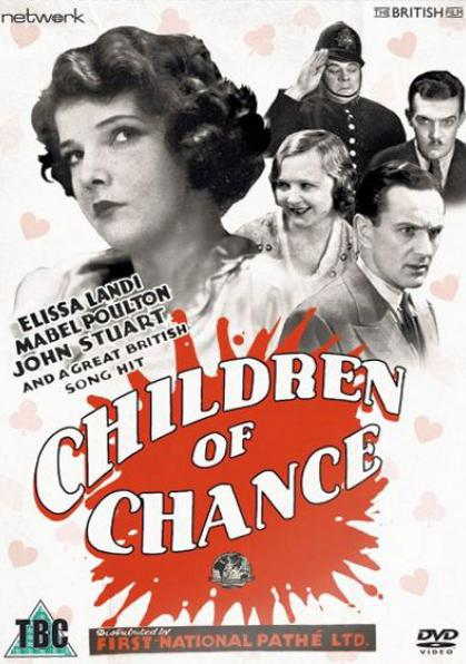 Children of Chance DVD from Network and the British Film