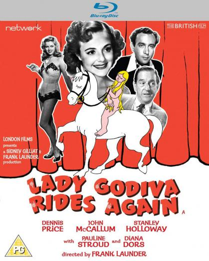 Lady Godiva Rides Again (1951) Blu-ray from Network and The British Film (2020)