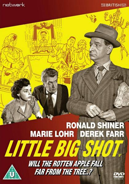 Little Big Shot DVD from Network and The British Film