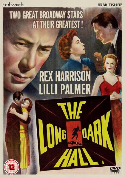 The Long Dark Hall DVD from Network and the British Film
