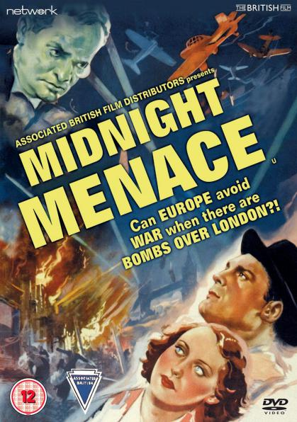 Midnight Menace DVD from Network andThe British Film