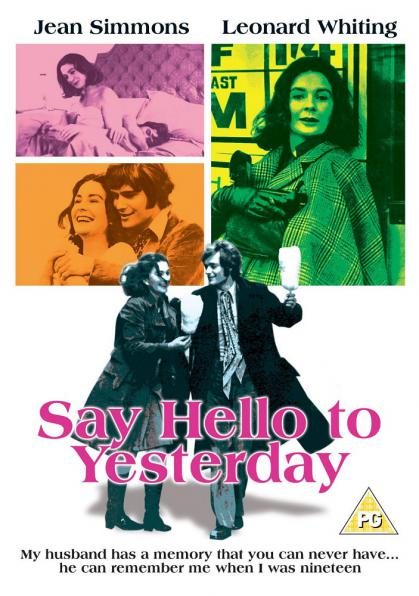 Say Hello to Yesterday DVD
