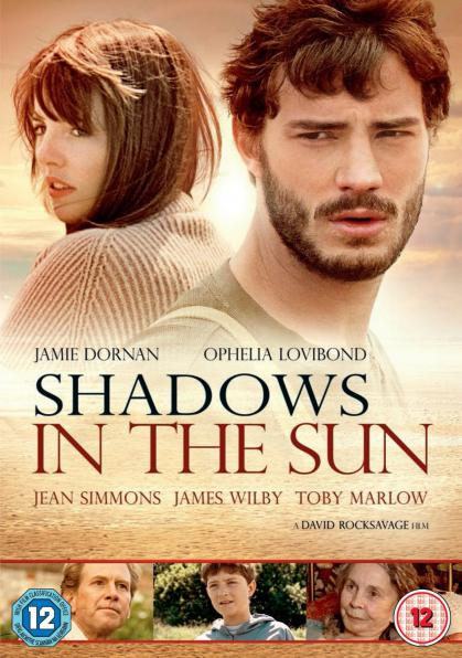 Shadows in the Sun DVD from Art Eye.  Features Ophelia Lovibond, Jamie Dornan, James Wilby, Toby Marlow and Jean Simmons.