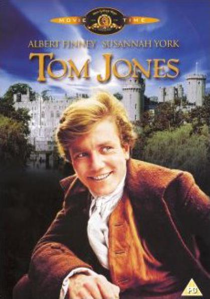 Tom Jones DVD from MGM, 2003