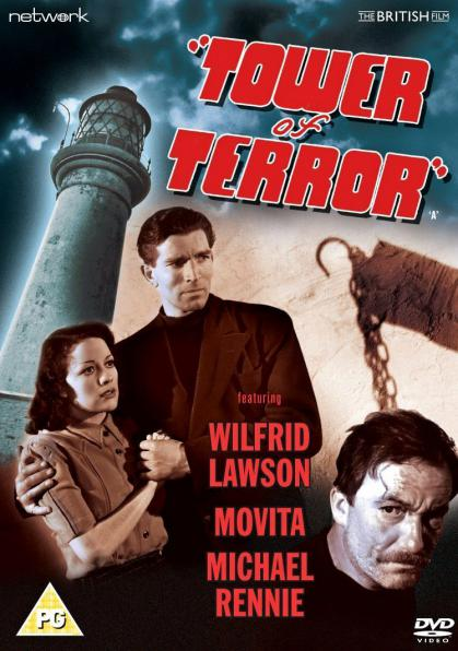 Tower Of Terror DVD from Network and The British Film