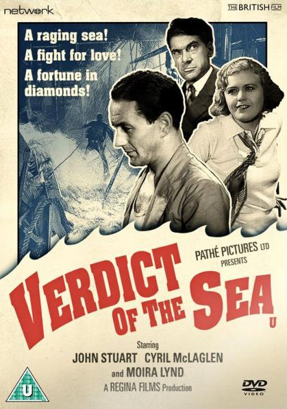 Verdict of the Sea DVD from Network and the British Film