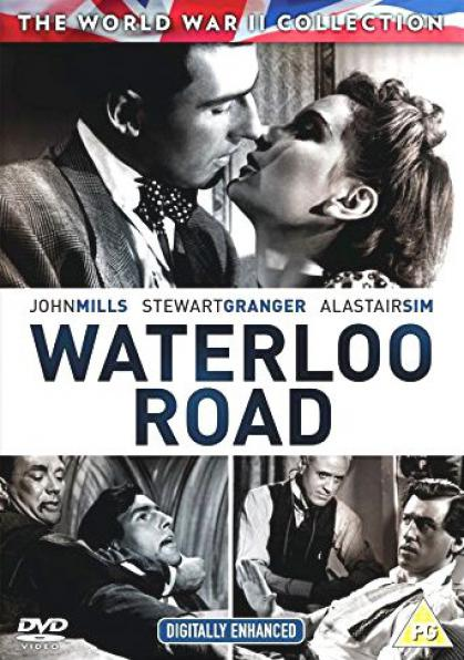 Waterloo Road DVD from Strawberry Media.