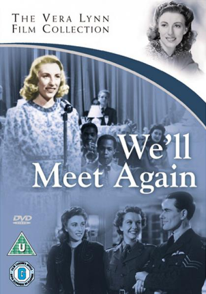 We'll Meet Again DVD with Vera Lynn