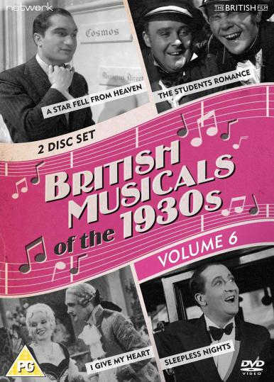 British Musicals 1930s Vol 6 DVD from Network and The British Film