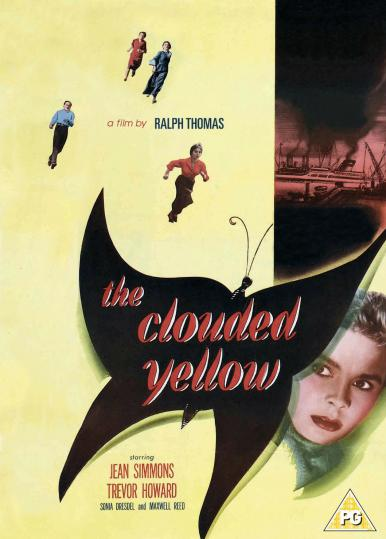 The Clouded Yellow DVD