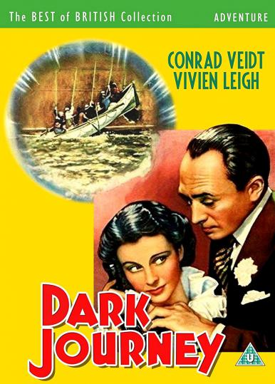 Dark Journey DVD from Screenbound Pictures and The Best of British Collection (Adventure).  Conrad Veidt Vivien Leigh