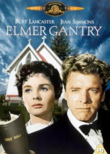 Elmer Gantry DVD with Jean Simmons and Burt Lancaster