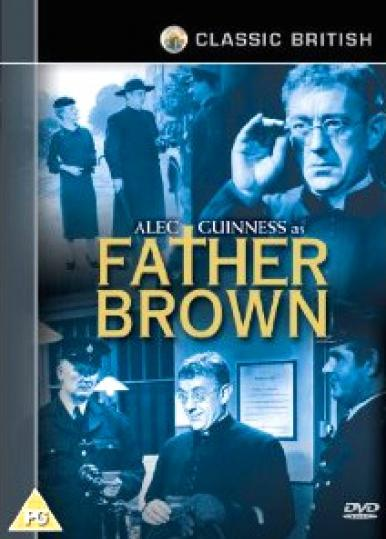 Father Brown DVD (Sony Pictures, 2009