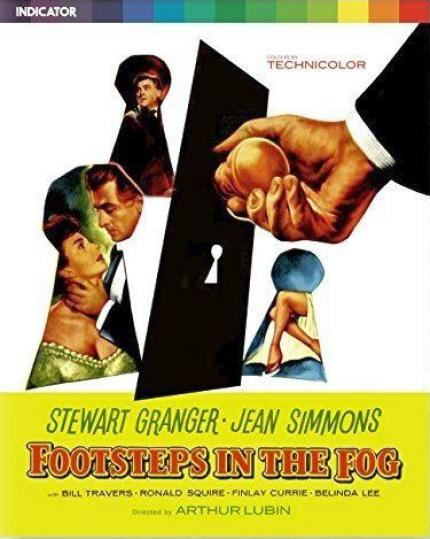 Footsteps in the Fog Blu-ray from Powerhouse Films Indicator