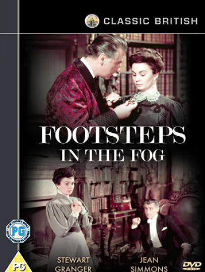 Footsteps in the Fog DVD