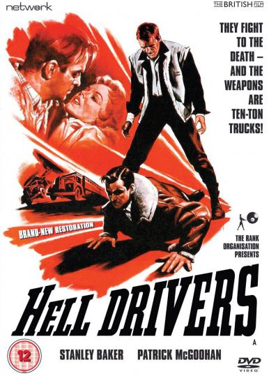 Hell Drivers DVD from Network and the British Film