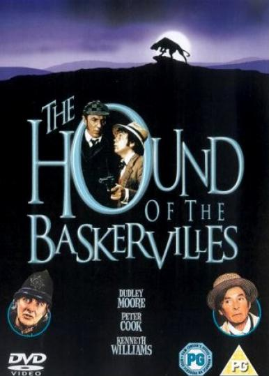 The Hound of the Baskervilles DVD from Prism, 2004