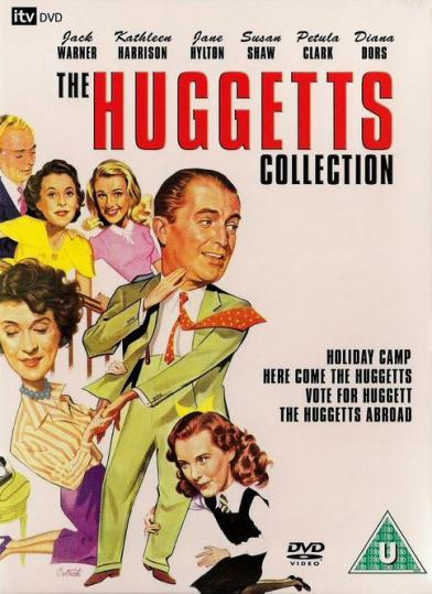 The Huggetts Collection DVD from ITV Studios Home Entertainment